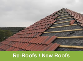 J Evans Cumbria New Roofs Scafell Roofing In Cumbria