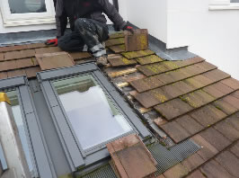 J Evans Roof Repair In Kendal Scafell Roofing In Cumbria